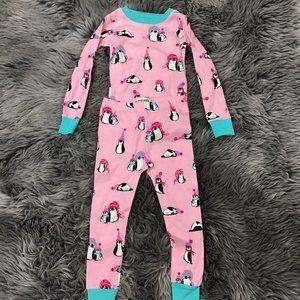 Little Blue House   Girl's pyjama set   2 piece